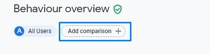 Add Comparison Segment in App + Web